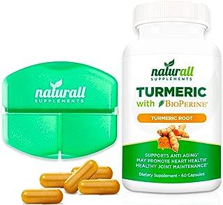 Best turmeric pills for migraines Reviews