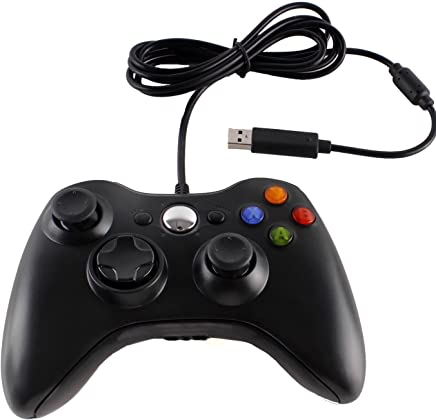 Huele Xbox 360 Wired Controller for Windows & Xbox 360...