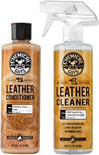 chemical guys leather cleaner dilute