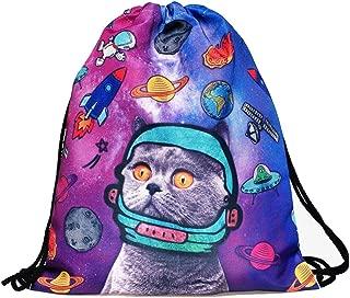 Jom Tokoy Drawstring Bag for Boys and Girls Gym Bags