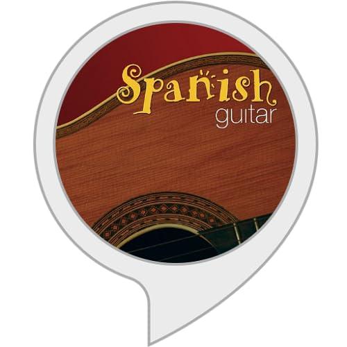 Entspannende Geräusche: Spanische Gitarre