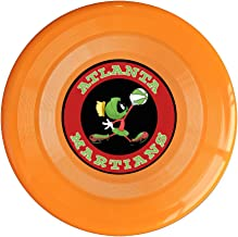 AOLM Atlanta Martians Outdoor Game Frisbee Ultra Star Yellow