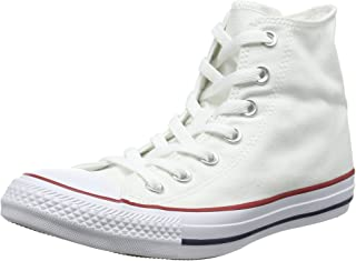 0953ebde7bdc Mens Converse Chuck Taylor All Star High Top Sneakers (Optical White