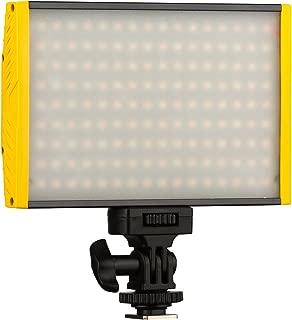 Ikan Onyx 120 Bi-Color Aluminum On Camera LED Light, Black (OYB120)
