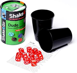 The Purple Cow Shake and Go Dudo Game