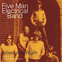 five man electrical band signs mp3
