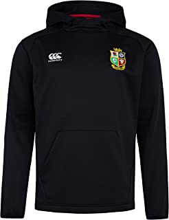 Canterbury of New Zealand British and Irish Lions Rugby Men's Thermoreg Hoody Top