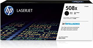HP 508X (CF360X) Black High Yield Original Laserjet Toner Cartridge