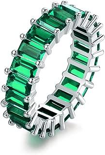 Best emerald green ring Reviews