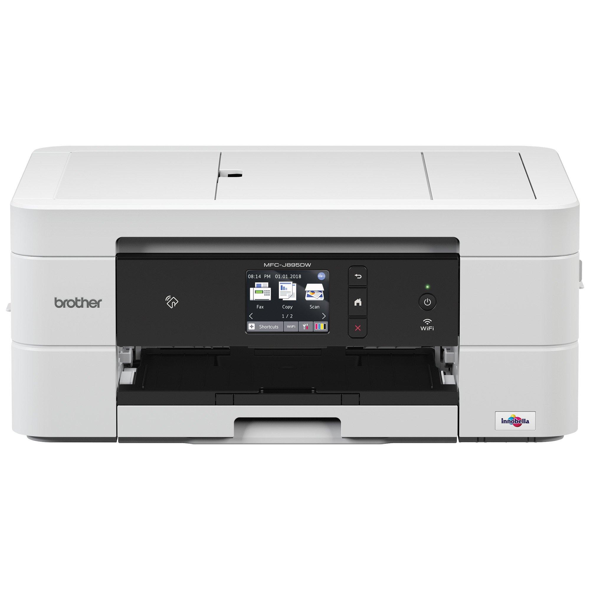 Brother Mfc J895dw Colour Inkjet Printer Buy Online In Cayman Islands At Desertcart