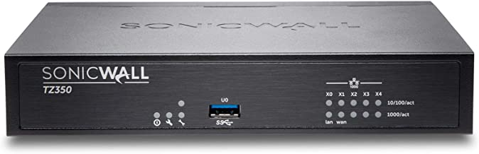 SonicWall TZ350 2YR Secure Upgrade Plus 02-SSC-1845