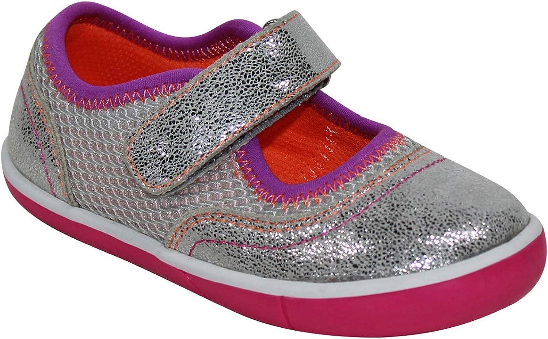 WonderNation Athletic On The Move Mary Jane Shoe (Toddler Girls)