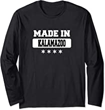 Made In Kalamazoo Long Sleeve T-Shirt
