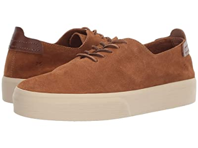 Frye Beacon Low Lace (Brown Oiled Suede) Men
