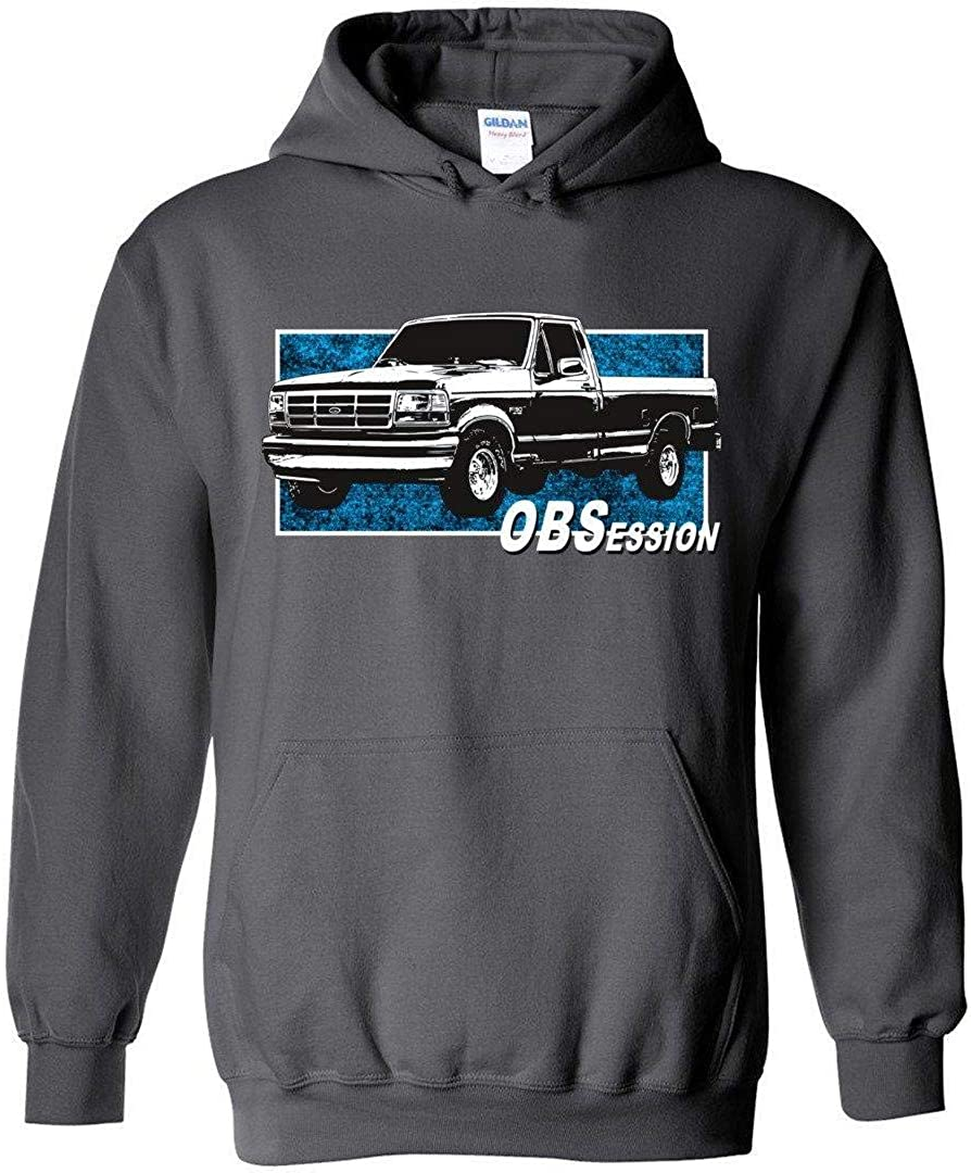 Ford 春の新作続々 OBS Hoodie Sweatshirt F150 With 2wd Truck 公式ショップ