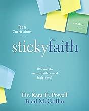 Sticky Faith Teen Curriculum with DVD: 10 Lessons to Nurture Faith Beyond High School