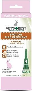 Vet's Best Natural Floh-Behandlung