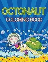Octonauts Coloring Book (Sea Creatures Edition)