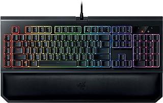 Razer BlackWidow Chroma V2 US 英語配列 緑軸メカニカル ゲーミングキーボード【日本正規代理店保証品】RZ03-02030100-R3M1