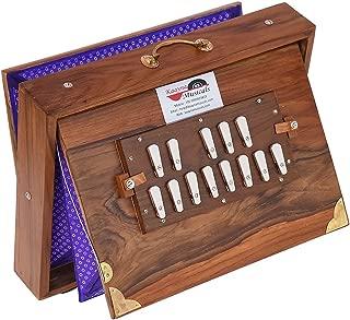 Shruti Box Teak Wood Size (16