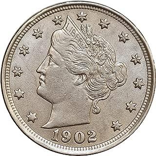 1902 liberty head nickel