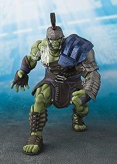 Tamashii Nations Bandai S.H. Figuarts Hulk Thor: Ragnarok Action Figure