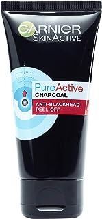 Garnier PureActive Charcoal Anti-Blackhead Peel Off Mask, 50ml
