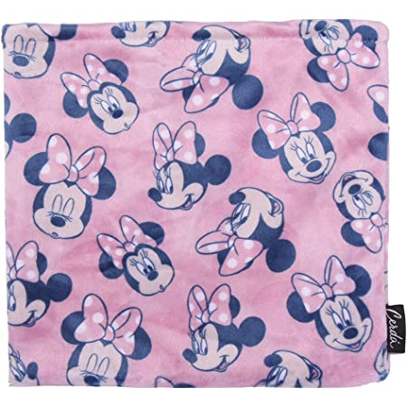 CERDÁ LIFE'S LITTLE MOMENTS 2200005869 Braga para el Cuello Infantil de Minnie - Licencia Oficial Disney, Rosa, Talla única Unisex Adulto