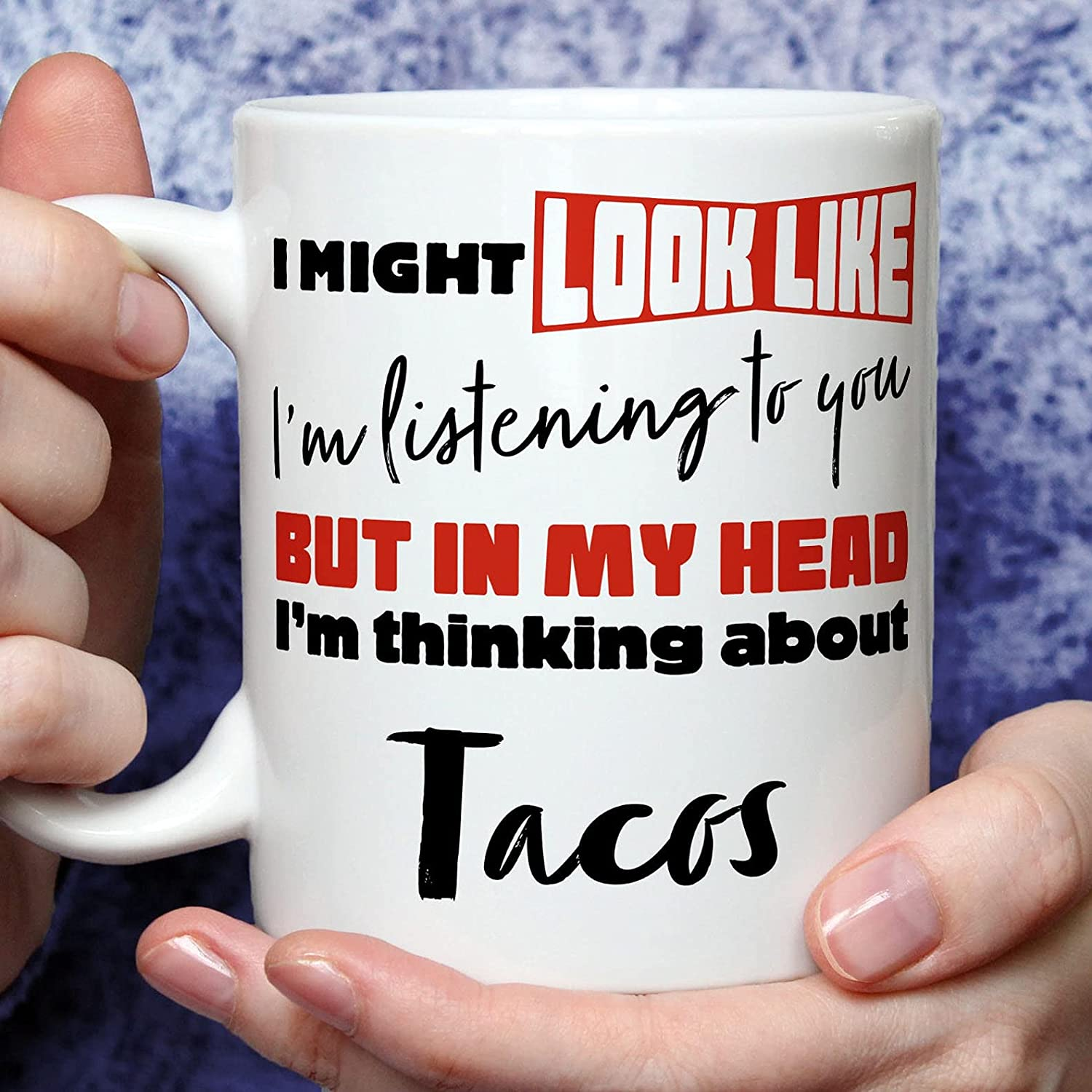 Taco Overseas parallel import regular item Lover gifts Dealing full price reduction Theme Funny Mug
