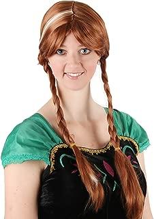 Best anna frozen fever wig Reviews