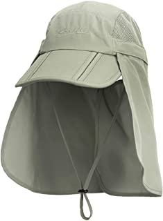 Color : Khaki Gorro antigotas para ni/ñas y ni/ños Tapa gotitas Anti Visera Casco Solar antigotas