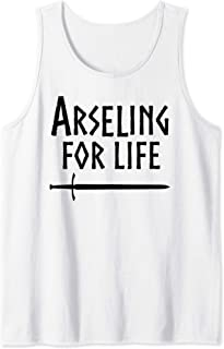 Arseling For Life Tank Top