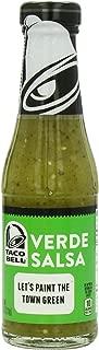 Taco Bell Salsa Verde (7.5 oz Bottle)