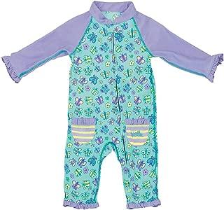UV SKINZ UPF 50+ Baby Girls' Sun & Swim Suit
