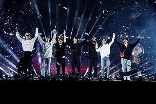 Divine Posters BTS Group Band Jin Suga J-Hope RM Jimin V Jungkook Singer Songwriter DJ Record Producer 12 x 18 Inch Multicolour Famous Poster BT60