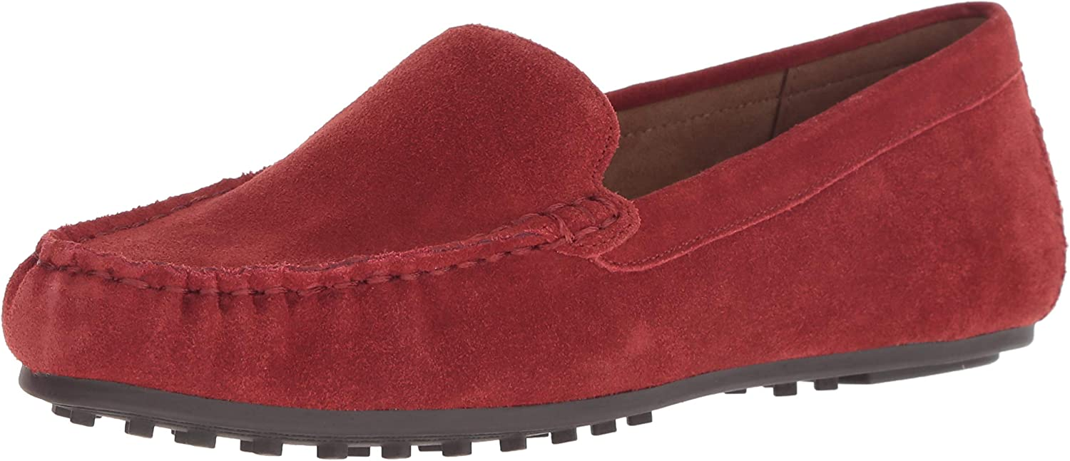 Aerosoles Womens Over Drive Loafer Flat