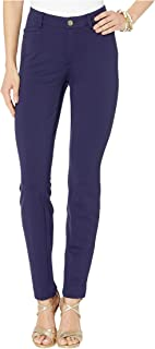 Kelly High-Rise Knit Skinny Pants