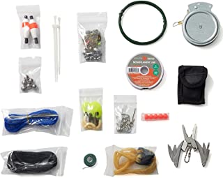 Off Grid Tools Fishing, Camping and Hunting Kit Outdoor Survival Kit