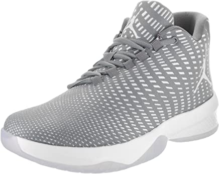 Nike Jordan B. Fly Basketballschuhe cool grey wolf grey