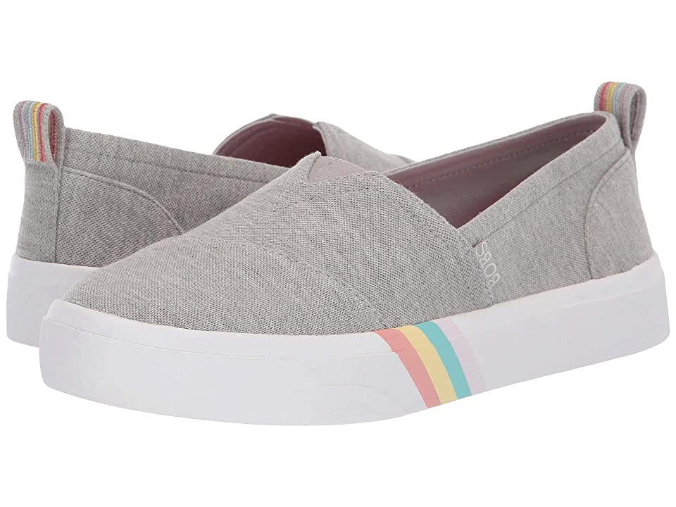 BOBS from SKECHERS Bobs Cloudy Rainbow Star (Gray) Women