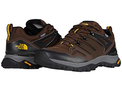 The North Face Hedgehog Fastpack II Waterproof (Chocolate Brown/TNF Black) Men