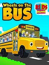 Wheels on the Bus - Kids Channel