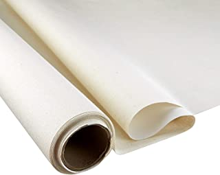 Artlicious Premium Heavy Weight Cotton Duck Canvas Roll 36-inch by 6-Yards - 15 oz Primed Weight