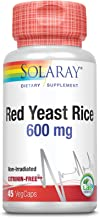 Solaray Red Yeast Rice 45Cap Estimated Price : £ 23,58