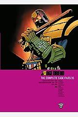Judge Dredd: The Complete Case Files 35 Kindle Edition