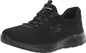 Skechers Summits Shoes For Women, Black, 4 UK (37 AE), 12980