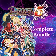 Disgaea 5 Complete Bundle - PS4 [Digital Code]