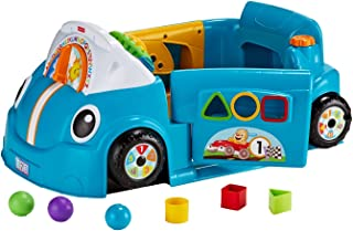Laugh & Learn Etapas de Smart Crawl Azul alrededor coche, Auto Smart Stages, azul, Azul