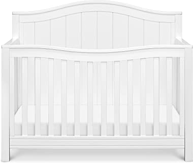 DaVinci Aspen 4-in-1 Convertible Crib in White, Greenguard Gold Certified
