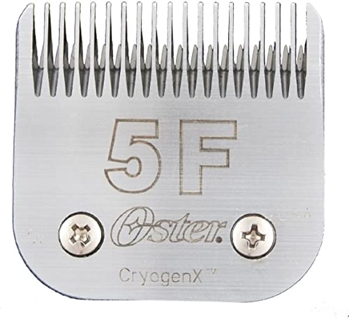 wholesale Oster Elite discount CryogenX Professional Animal Clipper Blade, Size 5F discount (078919-606-005) outlet online sale